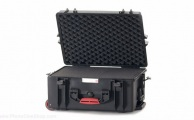 HPRC - Wheeled Case 2600W with Foam - Black