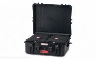 HPRC - Case 2700 with 2 Bags and Dividers - Black