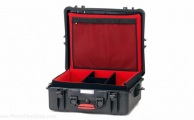 HPRC - Case 2700 with Soft Deck and Dividers - Black