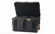 HPRC - Wheeled Case 2800W with Foam - Black