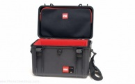 HPRC - Case 4100 with Soft Deck and Dividers - Black