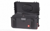 HPRC - Wheeled Case 4300W with Bag and Dividers - Black