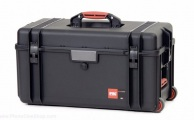 HPRC - Wheeled Case 4300W without Foam - Black