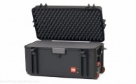HPRC - Wheeled Case 4300W with Foam - Black