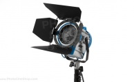 ARRI L3.79400.D 650 plus Head, schuko plug (blue/silver)