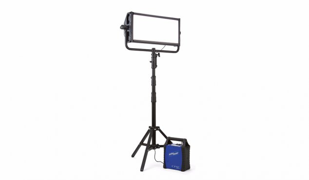LITEPANELS - Gemini 2x1 LED Soft Panel - EU