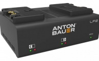 Anton Bauer - LP2 Dual Gold Mount Battery Charger