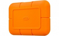 LaCie - Disque dur externe Rugged SSD 2TB USB 3.1 Type-C