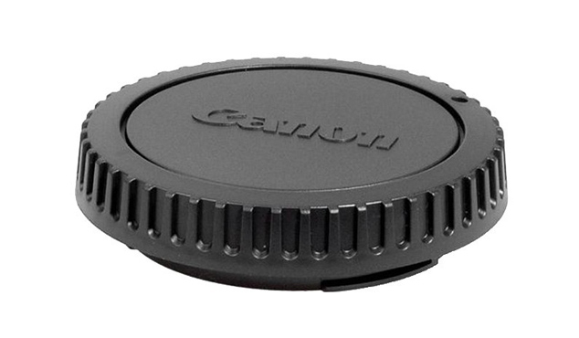 Canon E II Cap for 1.4× & 2× extenders