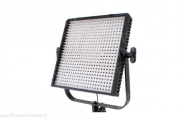 Litepanels 1x1 Mono Flood Daylight, beam spread 50°