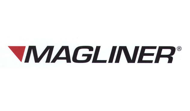 Magliner MAG-Q CH Mag Cup Holder with Bracket (Mounts to shelf's lip)