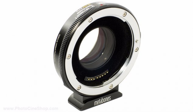 Metabones - Canon EF to MFT Speed Booster Ultra 0.71x