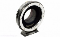Metabones - Adaptateur Canon EF vers Micro 4/3 Speed Booster Ultra 0.71x