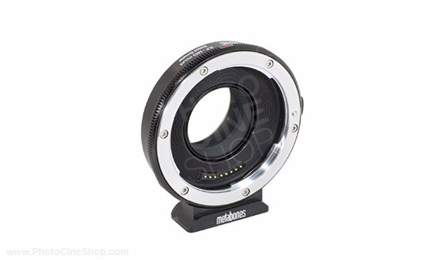 Metabones - Canon EF Lens to Micro Four Thirds Speed Booster S