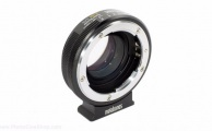 Metabones - Nikon G Lens to MFT Speed Booster ULTRA 0.71x
