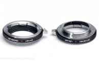 METABONES - Leica M to Micro FourThirds adapter (Black Matt)