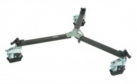 Manfrotto - Video dolly for tripods with spiked feet