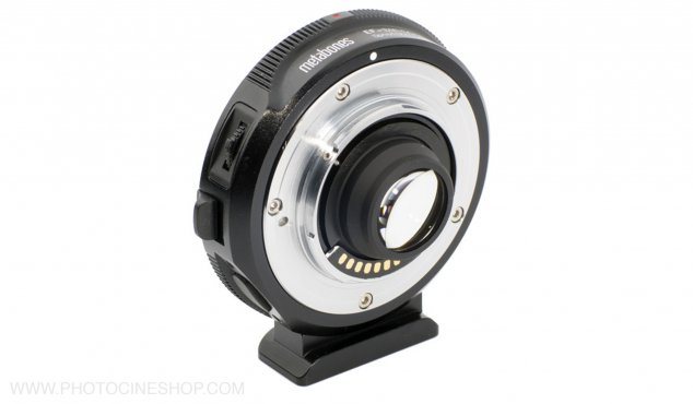 https://photocineshop.com/library/Metabones - Bague d'adaptation Canon EF vers monture BMCC Speed Booster 0,58x (compatible avec BMMCC et BMMSC4K)