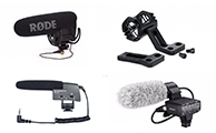 Camera & DSLR Microphones