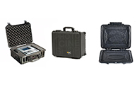 Peli with Padded Dividers