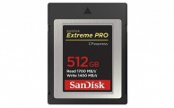 SANDISK - CFexpress Extreme Pro Card 512GB