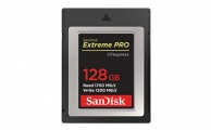 SANDISK - CFexpress Extreme Pro Card 128GB