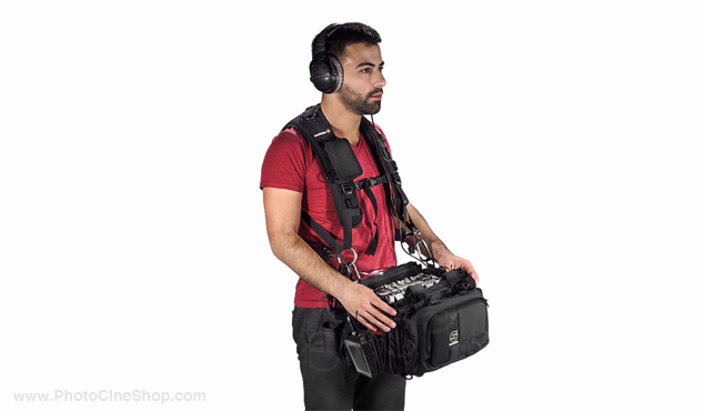 https://photocineshop.com/library/Sachtler Bags SN605 Harnais Heavy Duty