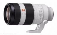 SONY - GMaster - 100-400mm f/4.5-5.6 GM OSS lens