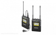 SONY - UWP-D11/K33 - Pack UHF ENG incl. Pocket transmitter UTX-B03, portable receiver URX-P3, micro