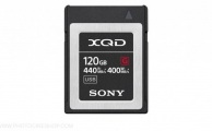 SONY - Carte XQD G High Speed – 120Go
