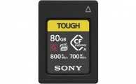 SONY - Carte CFexpress 80GB Type A TOUGH