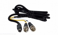 AJA - SV-CABLE - S-Video To Dual BNC Cable