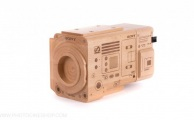 Wooden Camera - Goodie Wooden Camera Sony Venice Model with Wood AXS-R7