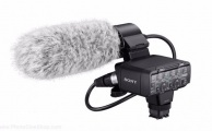 SONY - XLR-K2M - XLR Adapter Kit with Microphone
