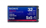 Sony SxS-1 Card 32GB