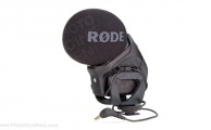 Røde STEREO VIDEOMIC PRO On-camera Microphone