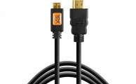 TETHERTOOLS - TetherPro Mini HDMI Male vers HDMI Male (1m - Black)