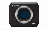 SONY - UMC-S3C - Ultra High Sensitivity 4K remote PoV Camera