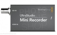 Blackmagic Design - UltraStudio Mini Recorder