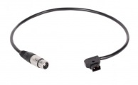 Wooden Camera - D-Tap to 4pin XLR Female Straight (20