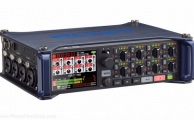 Zoom - F8 Multi-Track Field Recorder