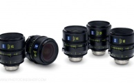 ZEISS - Supreme Prime PL Feet Set de 5 (25, 29, 35, 50, 85mm)