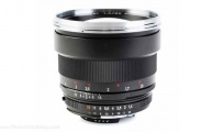 Zeiss ZF.2 85mm f/1.4 Planar T*