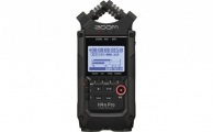 ZOOM - 4-Track Portable Handy Recorder with Onboard X/Y Mic Capsule (Black)