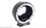 Metabones - MB_EF_E_BT5 - CANON EF to E-MOUNT T Ver V. (Black Matt)