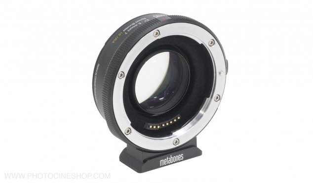 Metabones - Canon EF lens to E-mount T Speed Booster ULTRA 0.71x II