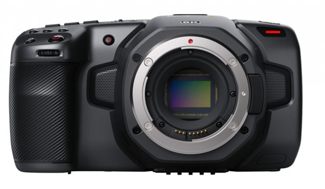 Blackmagic Design - Pocket Cinema Camera 6K