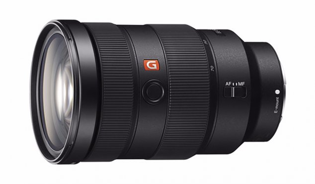 SONY - FE 24-70mm f/2.8 GM