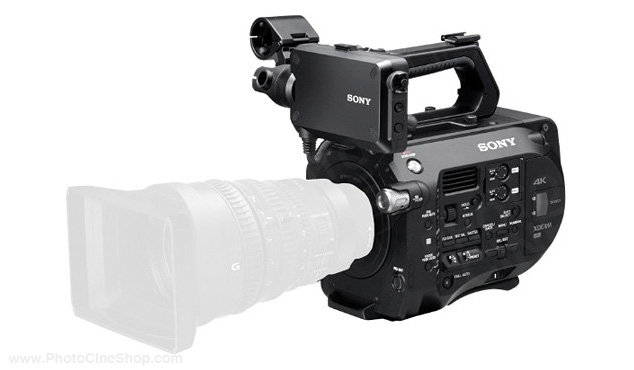 https://photocineshop.com/library/SONY - PXW-FS7 (Caméra Nue)