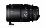 Sigma - Zoom Cine High Speed 50-100mm T2 EF - Pieds